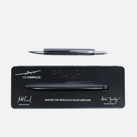 Caran d'Ache Office Alchemix Solar Impulse Pen Black