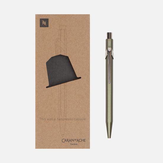 Ручка Caran d'Ache x Nespresso Office 849 Green India