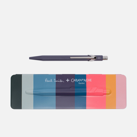 Ручка Caran d'Ache x Paul Smith 849 Damson