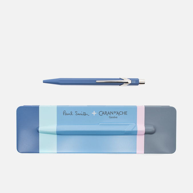 Caran d'Ache x Paul Smith 849 Pen Denim