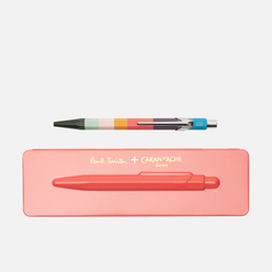 Ручка Caran d'Ache x Paul Smith 849 Edition 3 Coral Pink/Navy