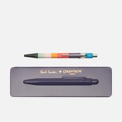 Ручка Caran d'Ache x Paul Smith 849 Edition 3 Damson/Navy