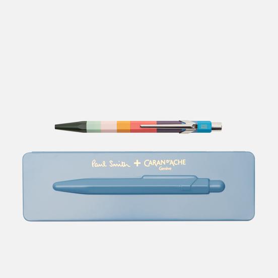 Ручка Caran d'Ache x Paul Smith 849 Edition 3 Petrol Blue/Navy