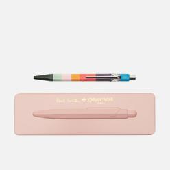 Ручка Caran d'Ache x Paul Smith 849 Edition 3 Rose Pink/Navy