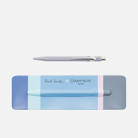 Caran d'Ache x Paul Smith 849 Pen Lilac