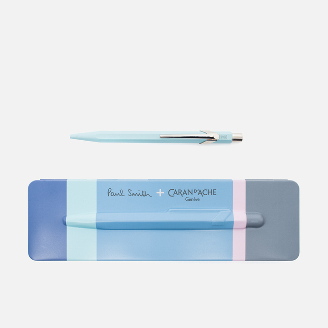 Ручка Caran d'Ache x Paul Smith 849 Mint