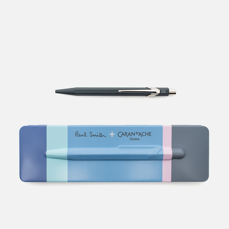 Caran d'Ache x Paul Smith 849 Pen Olive