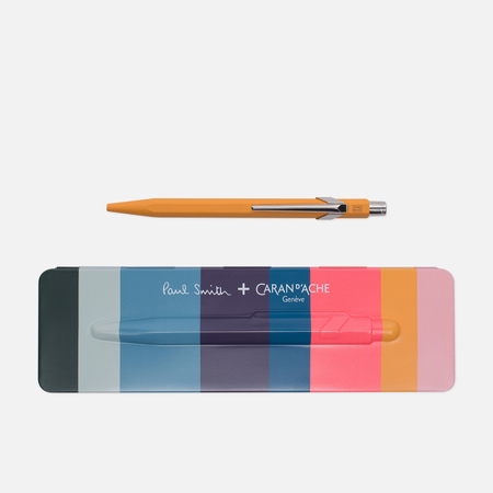 Ручка Caran d'Ache x Paul Smith 849 Orange