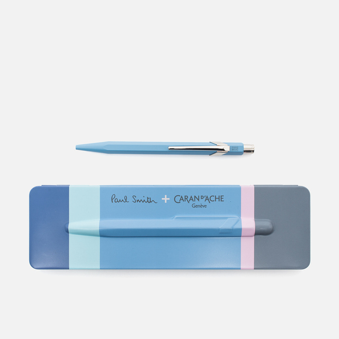 Ручка Caran d'Ache x Paul Smith 849 Sky Blue