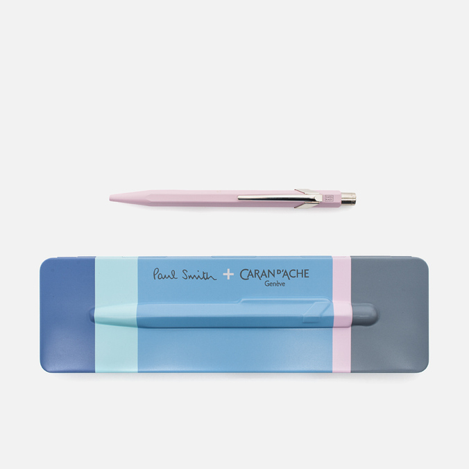 Ручка Caran d'Ache x Paul Smith 849 Soft Pink