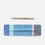 Ручка Caran d'Ache x Paul Smith 849 Taupe фото- 0