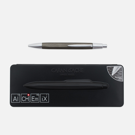 Ручка Caran d'Ache Office Alchemix Reptile/Matt Chrome