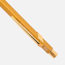 Ручка Caran d'Ache 849 Goldbar Metallic фото- 2