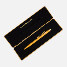 Ручка Caran d'Ache 849 Goldbar Metallic фото- 4