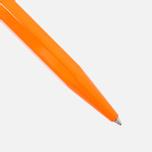 Ручка Caran d'Ache 849 Popline Fluorescent Orange фото- 3