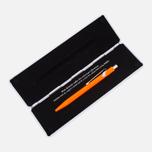 Ручка Caran d'Ache 849 Popline Fluorescent Orange фото- 4