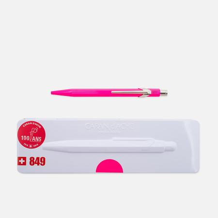 Ручка Caran d'Ache 849 Popline Fluorescent Purple