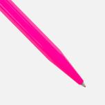 Ручка Caran d'Ache 849 Popline Fluorescent Purple фото- 3
