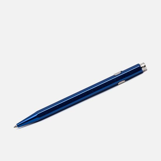 Ручка Caran d'Ache 849 Popline Metallic Blue