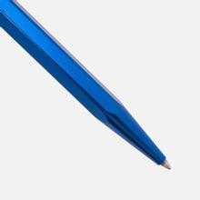 Ручка Caran d'Ache 849 Popline Metallic Blue фото- 3