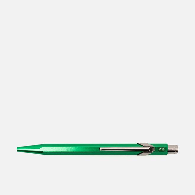 Ручка Caran d'Ache 849 Popline Metallic Green