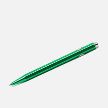 Ручка Caran d'Ache 849 Popline Metallic Green фото- 1