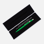 Ручка Caran d'Ache 849 Popline Metallic Green фото- 4
