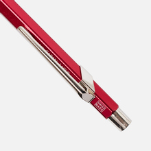 Ручка Caran d'Ache 849 Popline Metallic Red фото- 2