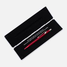 Ручка Caran d'Ache 849 Popline Metallic Red фото- 3