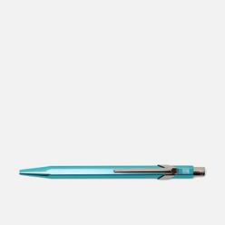 Ручка Caran d'Ache 849 Popline Metallic Turquoise
