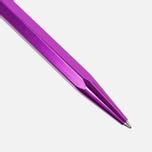 Ручка Caran d'Ache 849 Popline Metallic Violet фото- 3
