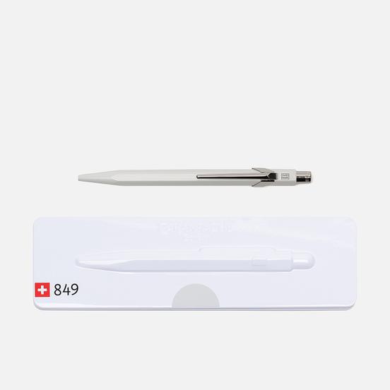 Ручка Caran d'Ache 849 Popline Laquer White