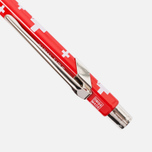 Ручка Caran d'Ache 849 Totally Swiss Red/White фото- 2