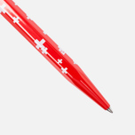 Ручка Caran d'Ache 849 Totally Swiss Red/White фото- 3