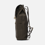 Рюкзак Mismo MS Backpack Army/Dark Brown фото- 2
