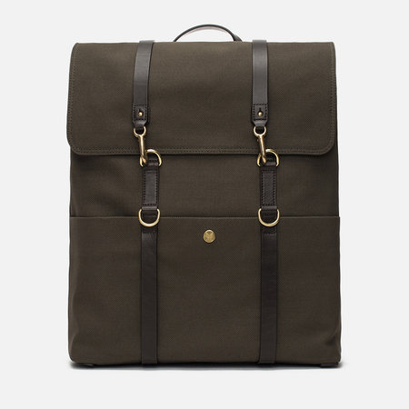 Рюкзак Mismo MS Backpack Army/Dark Brown