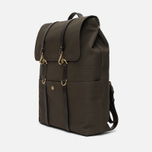 Рюкзак Mismo MS Backpack Army/Dark Brown фото- 1