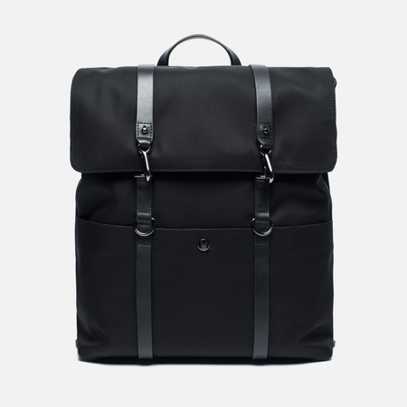 Рюкзак Mismo MS Backpack Black/Black