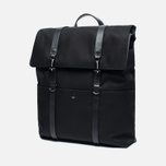Рюкзак Mismo Backpack Black/Black фото- 1