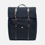Рюкзак Mismo MS Backpack Navy/Dark Brown фото- 0