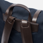 Рюкзак Mismo MS Backpack Navy/Dark Brown фото- 4
