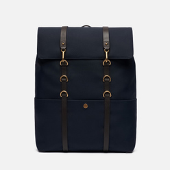 Рюкзак Mismo M/S Backpack Navy/Dark Brown