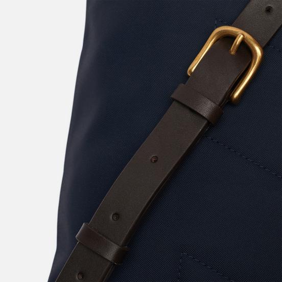Рюкзак Mismo M/S Backpack Navy/Dark Brown