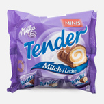 Шоколадный рулет Milka Tender Milch 150g фото- 0