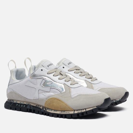 Женские кроссовки Premiata Runsea-d 5131 Grey/White