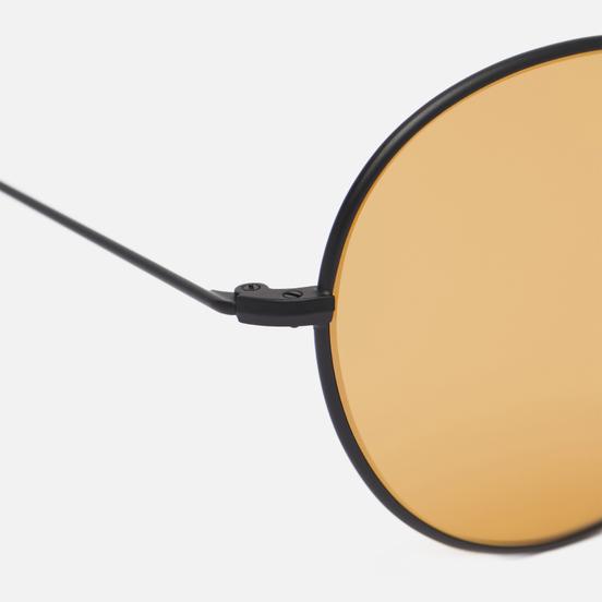 Солнцезащитные очки RETROSUPERFUTURE Wire Mustard Seed