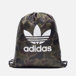 Рюкзак adidas Originals Camo Gymsack Camouflage фото- 0
