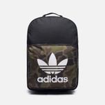 Рюкзак adidas Originals Classic Black/Camouflage фото- 0