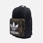 Рюкзак adidas Originals Classic Black/Camouflage фото- 1
