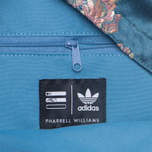 Рюкзак adidas Consortium x Pharrell Williams Jacquard Stonewash Blue/Multicolour/Chalk White фото- 5